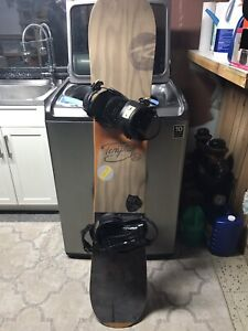 Rossignol Templar with bindings