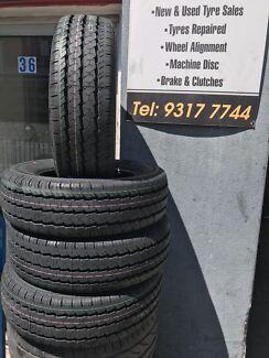 195/70/15C 104/102R 8PR Hilo Brand new light Truck Tyres Clearance