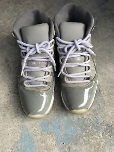 100 %Authentic Jordan 11 cool greys