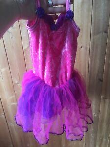 Danskin 4/5 ballet outfit