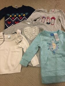 Assorted Toddler Girl Size 3 Clothes