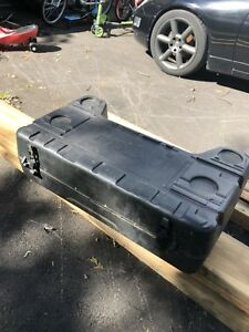 ATV storage box arctic cat