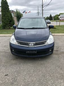 Good Condition 2007 Nissan Versa for sale