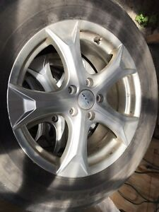"17"" Alloy Rims"