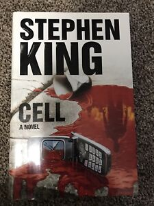 Stephen King, Cell a novel