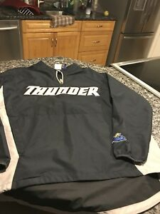 Thunder raincoat size large