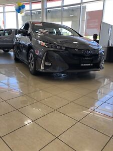 2018 PRIUS PRIME UPGRADE - TECH! MINT - PLUG IN ELECTRIC