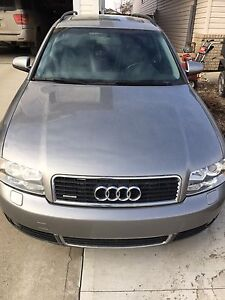 Audi A4 2002 Turbo Charged