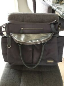 Skip Hop diaper bag Chelsea Downtown Chic Satchel