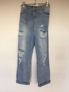 NEW ripped boyfriend jeans Landsdale Wanneroo Area Preview