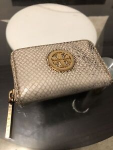 Authentic Tory Burch Coin Wallet