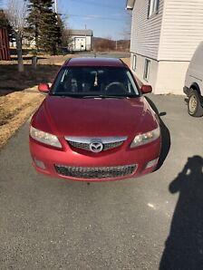 2007 Mazda 6  GS