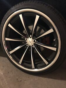 22 INCH RIMS FOR SALE BMW LAND ROVER MDX