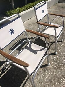 Forma Folding Deck Chairs
