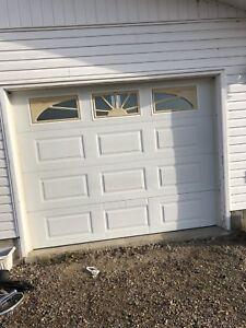7x9 garage doors