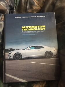 Automotive Textbooks