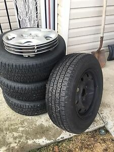Summer Tires 215/70R15 (Kelowna)