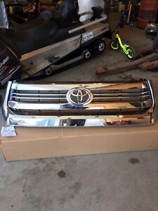 Grille Toyota tundra