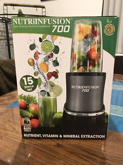 Nutriinfusion 700 nutrient extractor