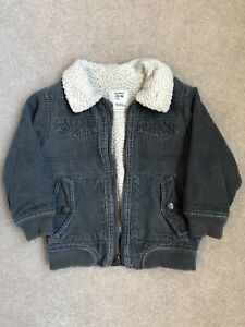 Size 3T corduroy lined jacket