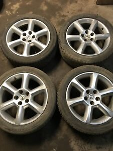 Mags 18 pouces 5x114.3 NISSAN MURANO - MAXIMA