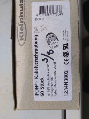 NIEDAX 1234N3802 / 1234N3802 (NEW IN BOX)