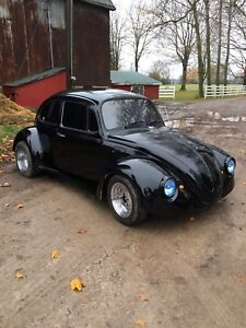 1974 VW Beetle, fresh resto %100 rust free