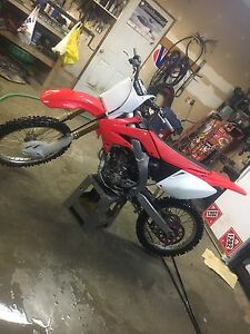 2007 CR250F REDUCED 2200$$! FIRM