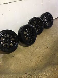 Tire and rims 225-45-17