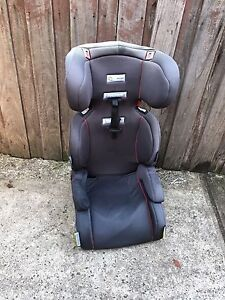 Infa secure booster car seat Coburg Moreland Area Preview