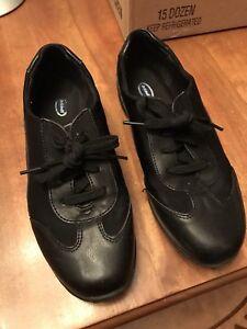 Dr Scholls black sneakers