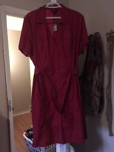 Plus size dress size 22 (new with tags)