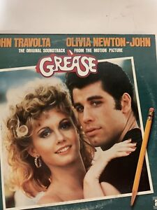 Vintage Vinyl- Grease Soundtrack