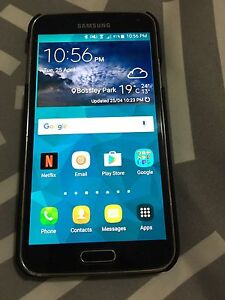 Swap Samsung galaxy s5 Bossley Park Fairfield Area Preview