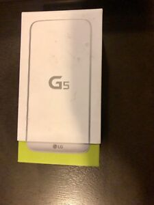 Brand new in the box unlocked LG G5