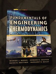 Fundamentals of Engineering thermodynamics for sale