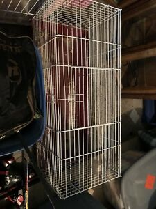 Five small Pet cages for sale—- all different sizes!!