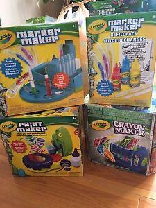 Crayola makers