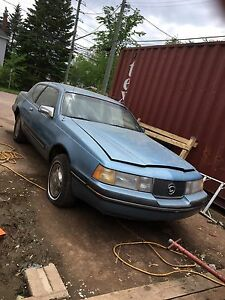 Looking for 1988 Cougar parts