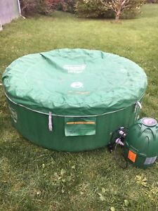 Coleman Lay-Z Spa (Portable Spa for 4-6 People)