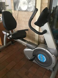 Repco recumbent exercise bike