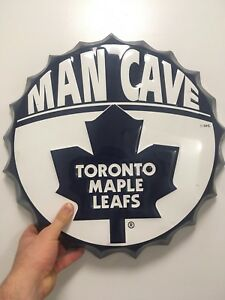 Toronto maple leafs - wall cap