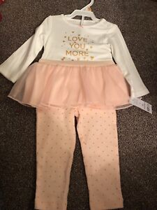 NEW 12 Mth Girls Outfit