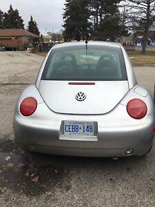 2001  VW beatles ........1,200 C$