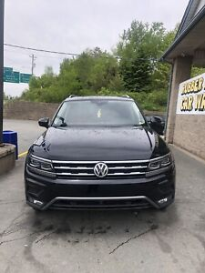 Lease takeover!! 2018 Tiguan fully loaded!