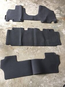 2011-2014 Honda Odyssey floor mats