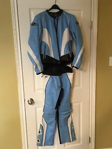 Joe rocket motorcycle suit and gloves