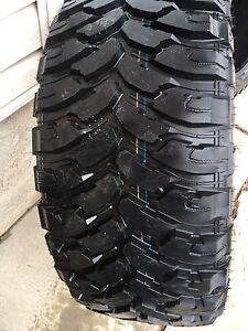 """All-terrain mud tires 33""""x12.5-22"""""""