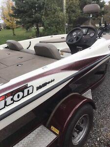 2003 Triton TR-175 Bass Boat