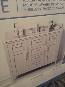 Brand new in box vanity - I can deliver never opened.